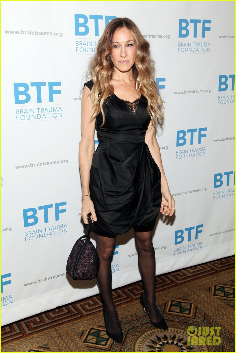 sarah jessica parker brain trauma foundation 012606934