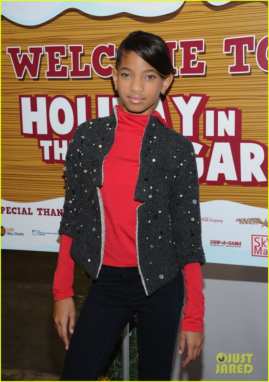 willow will smith holiday hangar 072607324