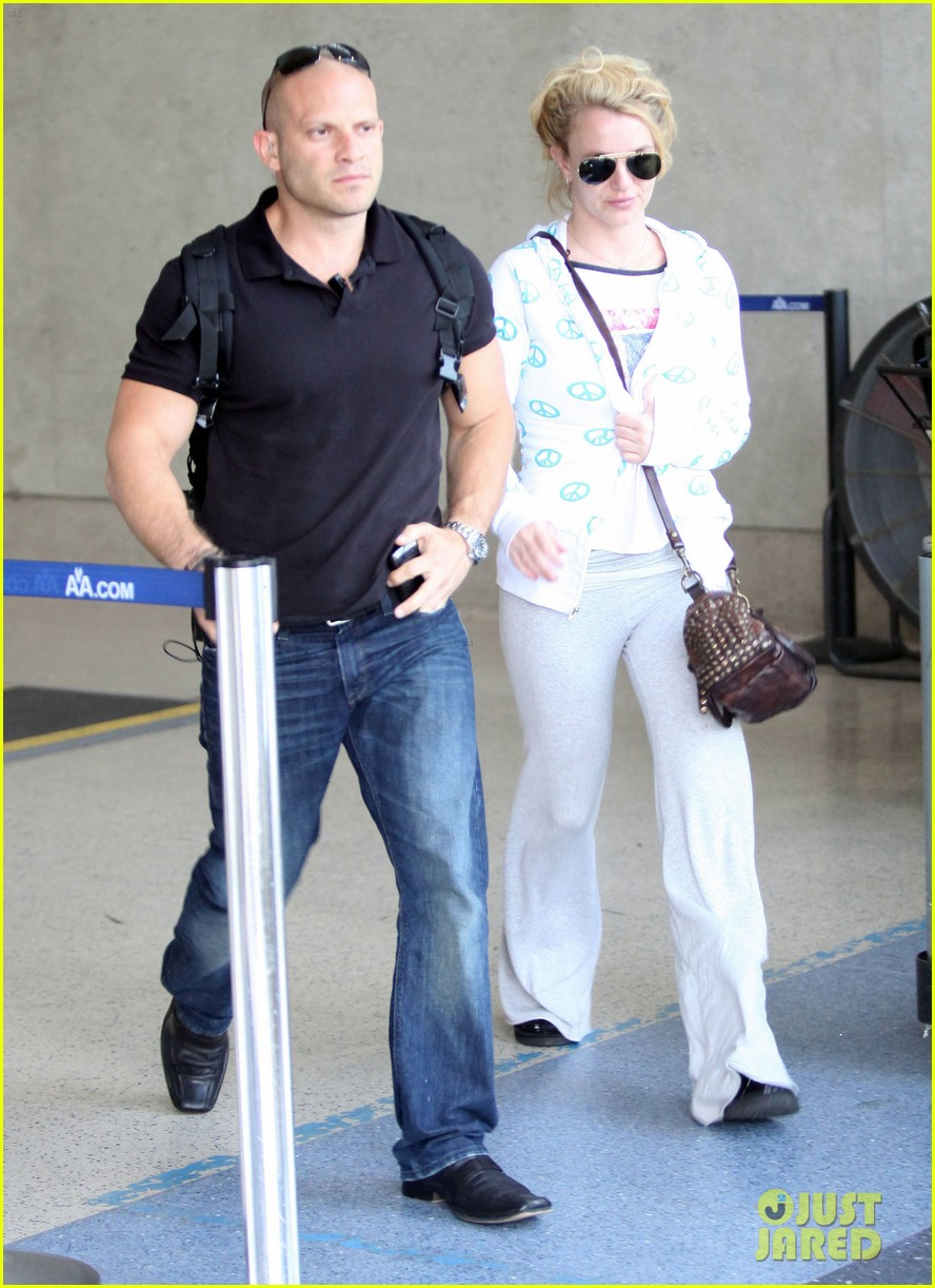britney spears jason trawick lax 08