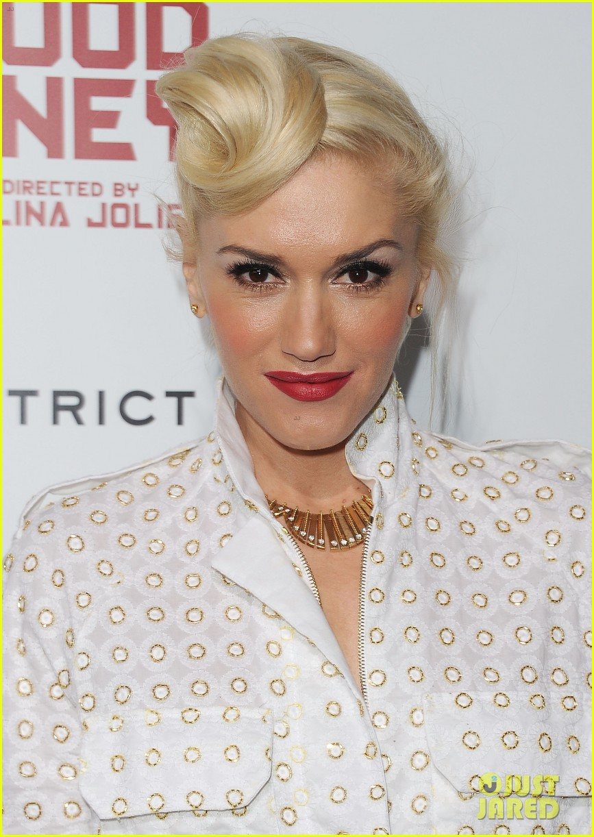 gwen stefani blood honey la premiere 07