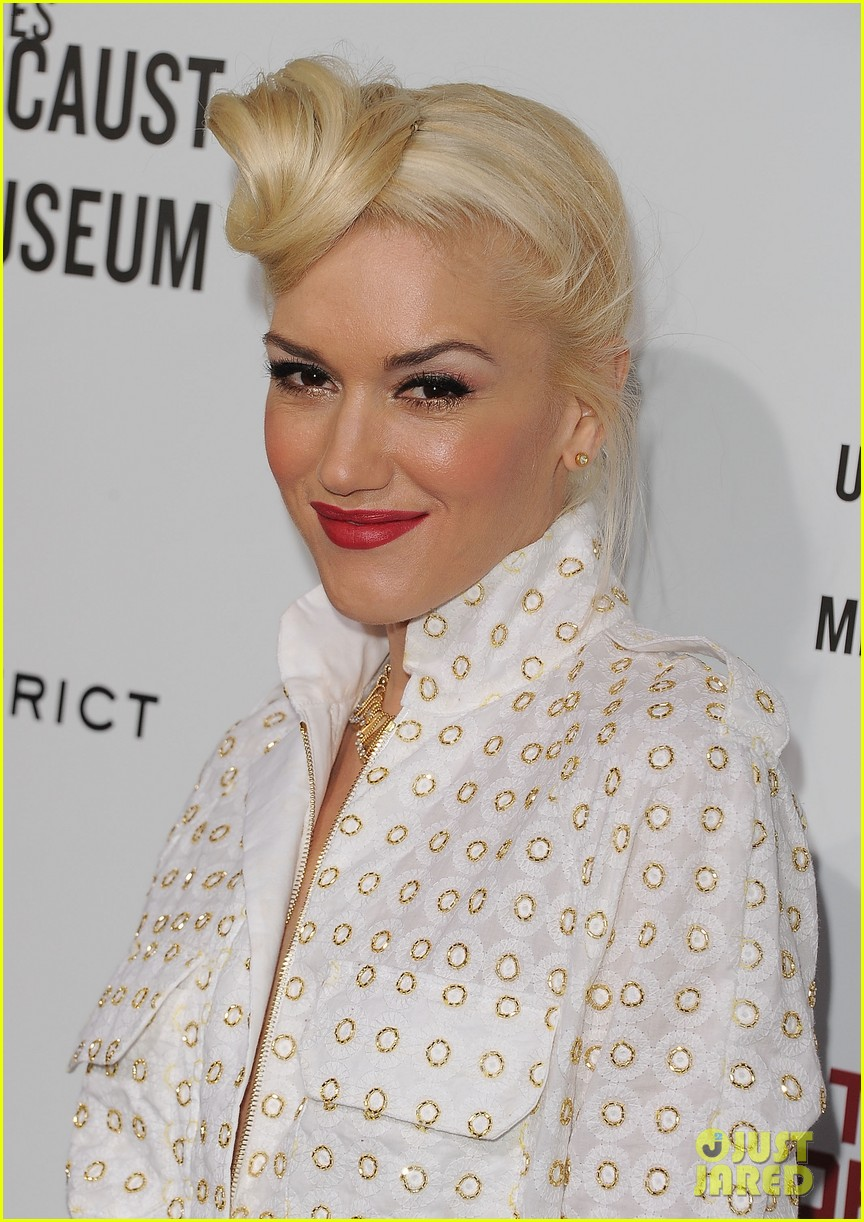 gwen stefani blood honey la premiere 10