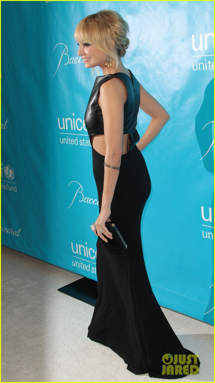 kate walsh nicole richie unicef ball 23