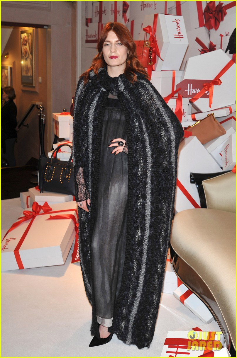 florence welch harrods sale 07
