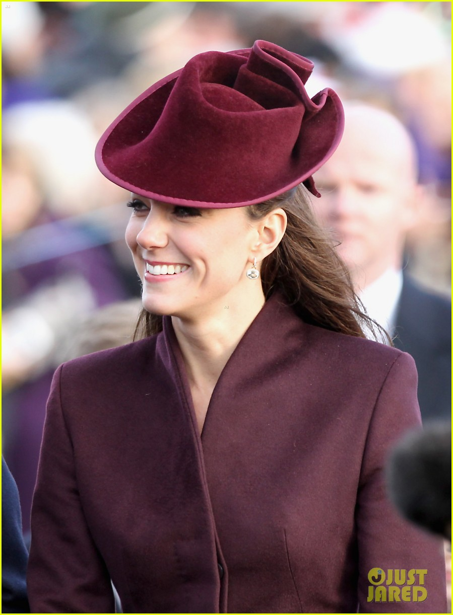 prince william kate christmas day service 10