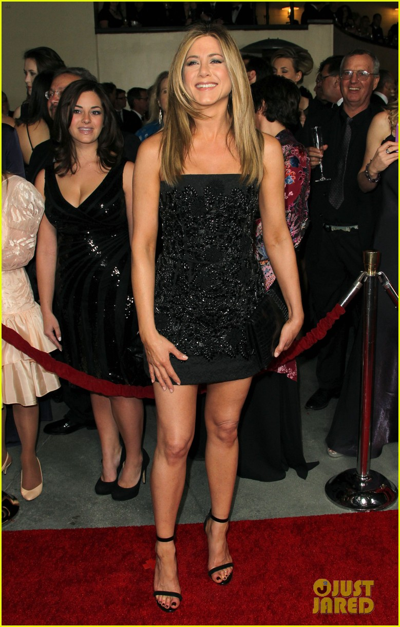 jennifer aniston justin theroux dga awards 09