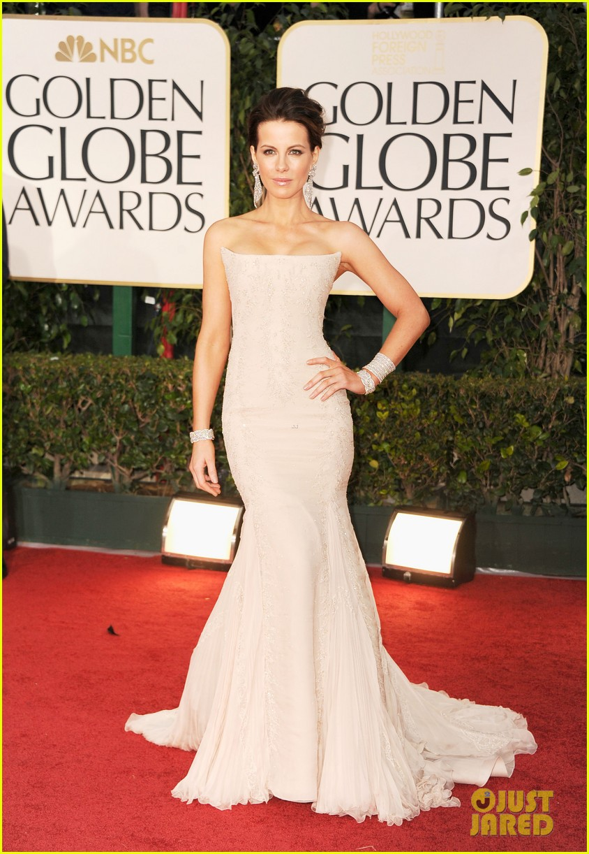 kate beckinsale golden globes 01