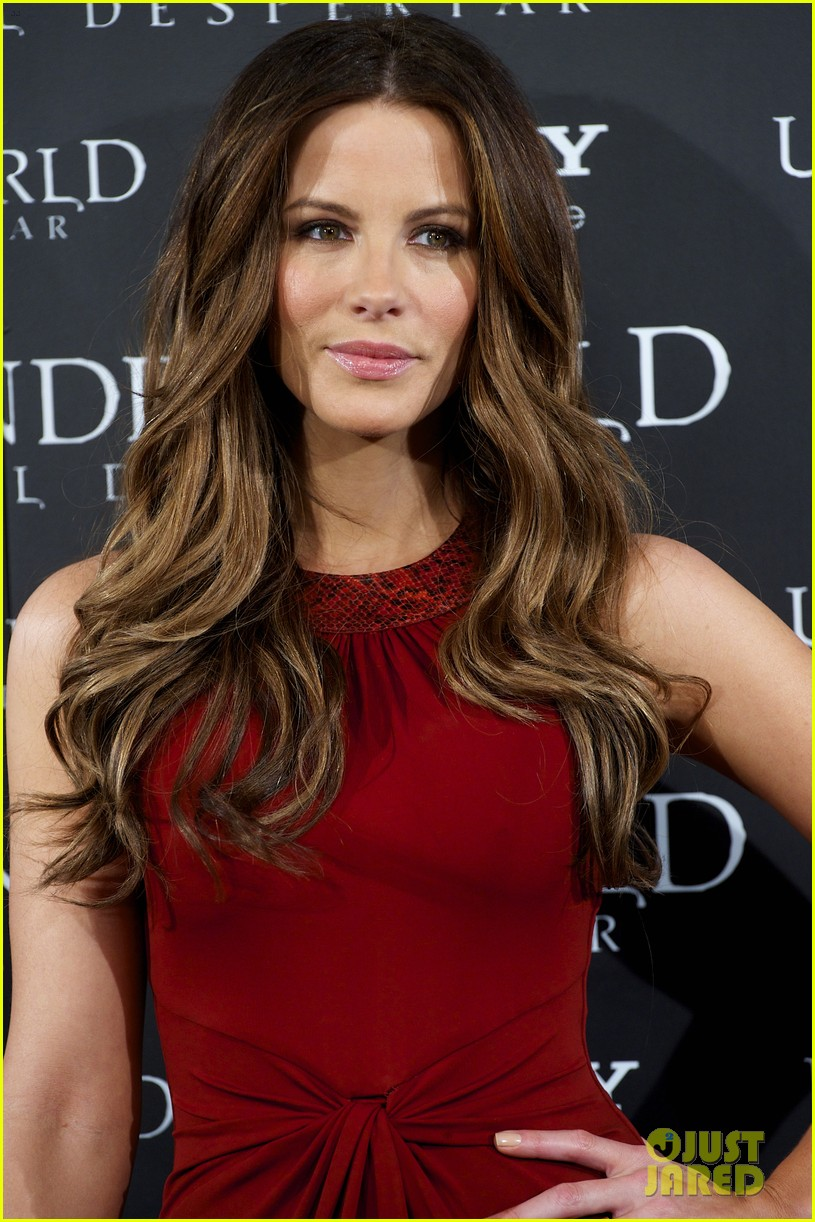kate beckinsale underworld awakening madrid photocall 072621777
