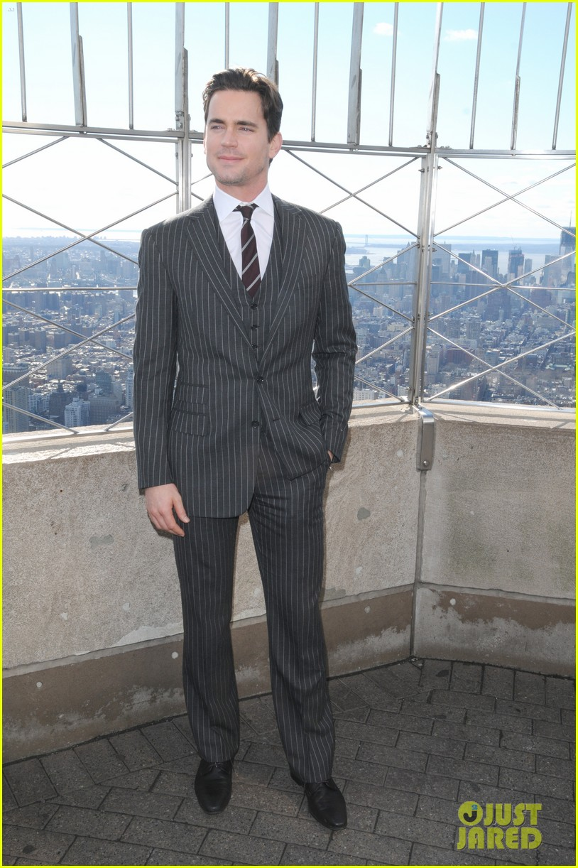 matt bomer empire state building 01