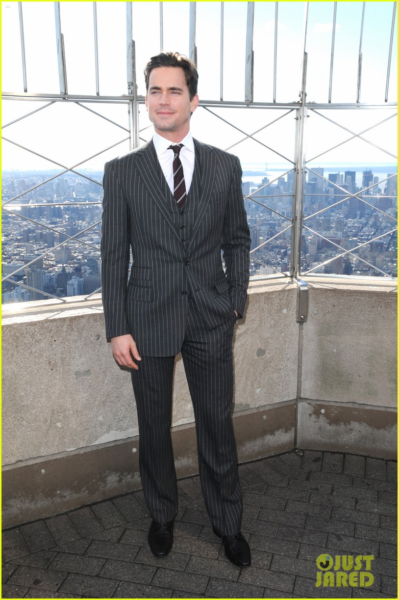 matt bomer empire state building 032619425