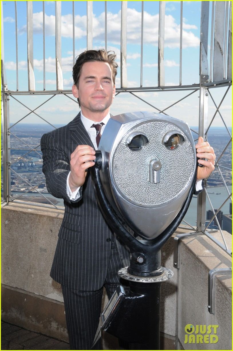 matt bomer empire state building 08