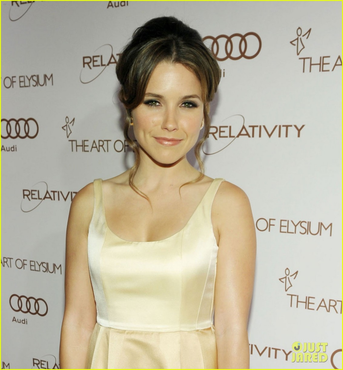 sophia bush art of elysium 2012 05