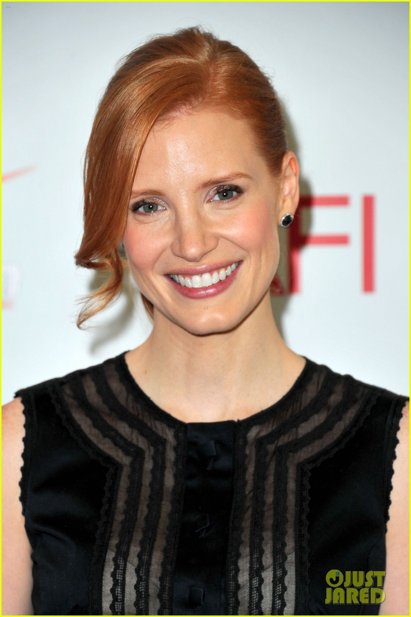jessica chastain afi awards 04