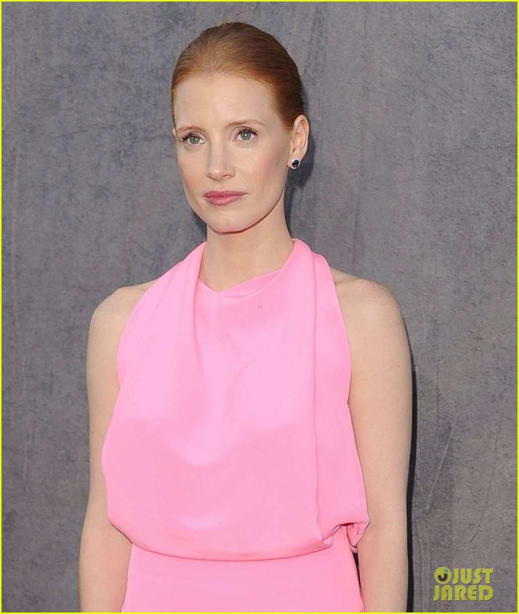jessica chastain critics choice awards 2012 04