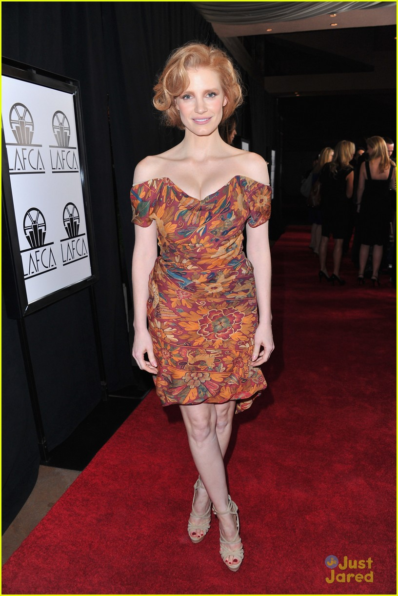 jessica chastain critics award 11