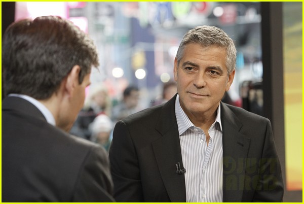 george clooney good morning america 01