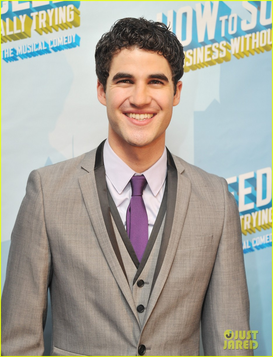 darren criss how succeed debut 01