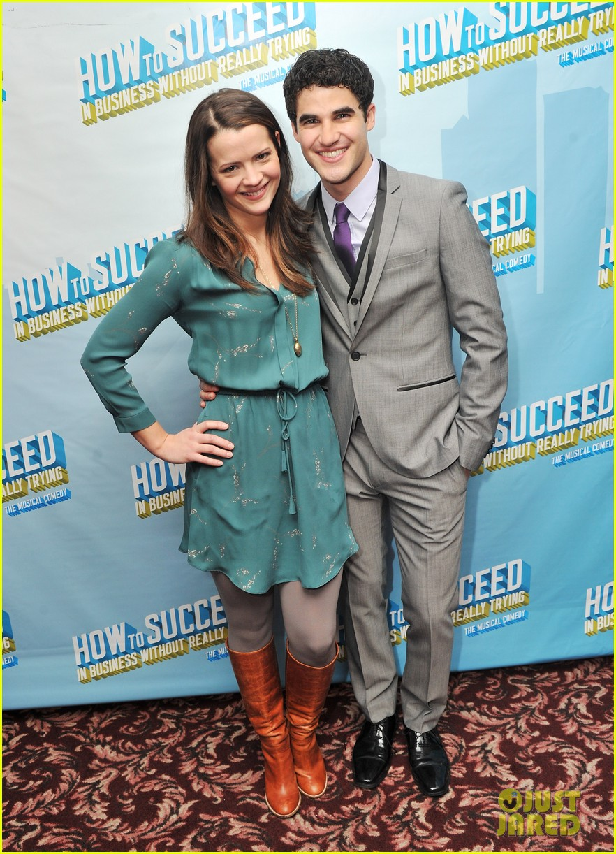 darren criss how succeed debut 12