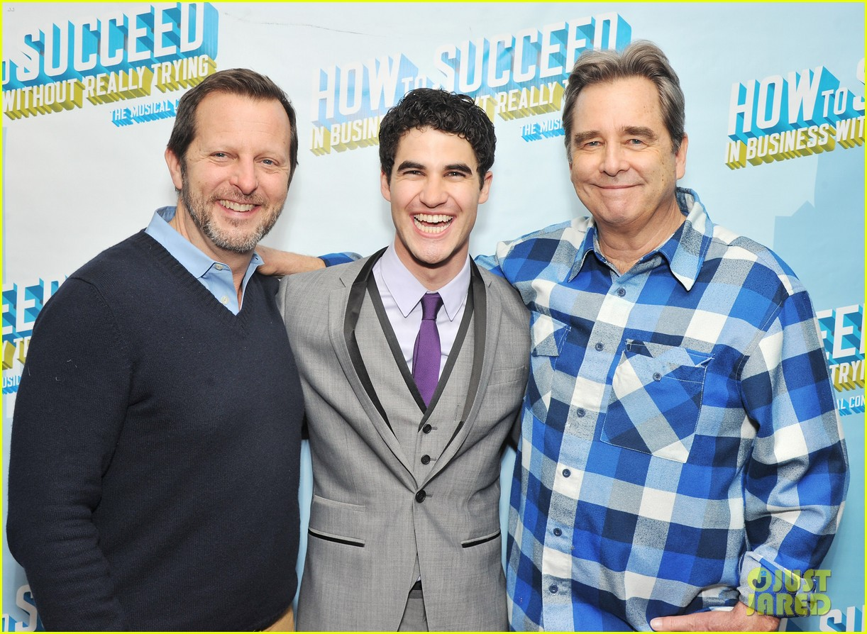 darren criss how succeed debut 13
