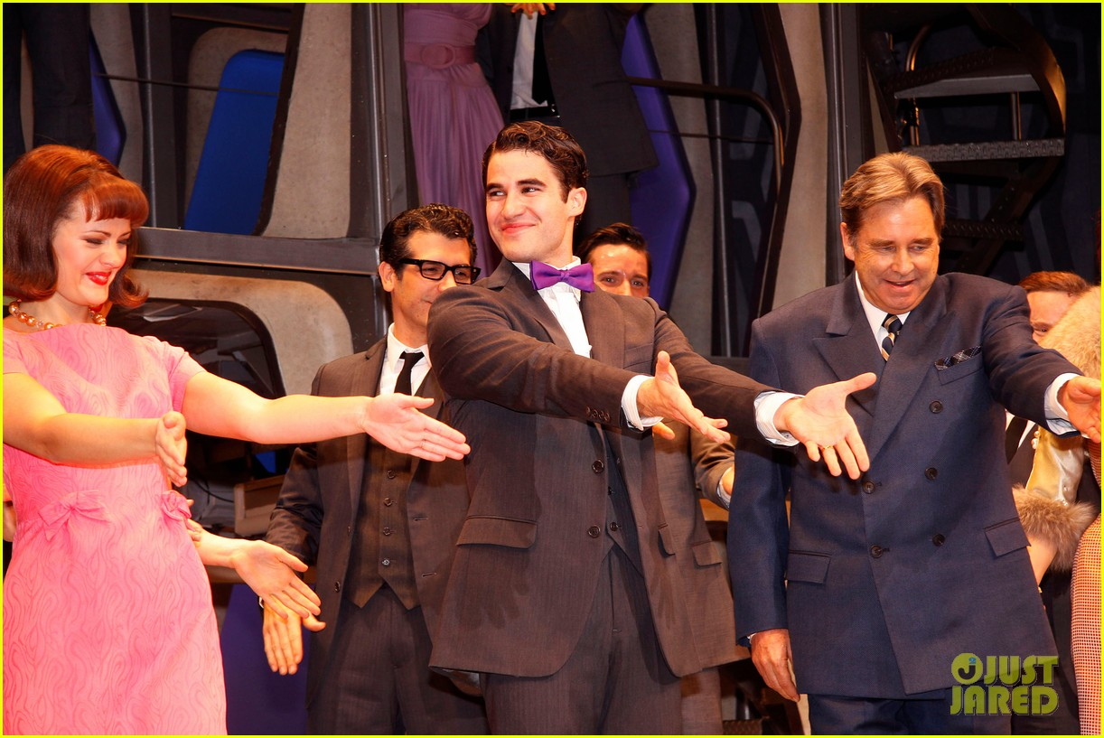 darren criss how succeed debut 16
