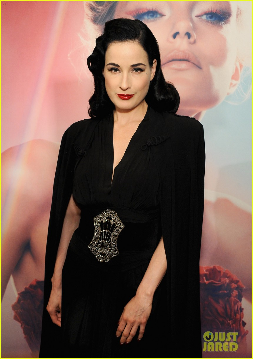 dita von teese swarovski press preview 05