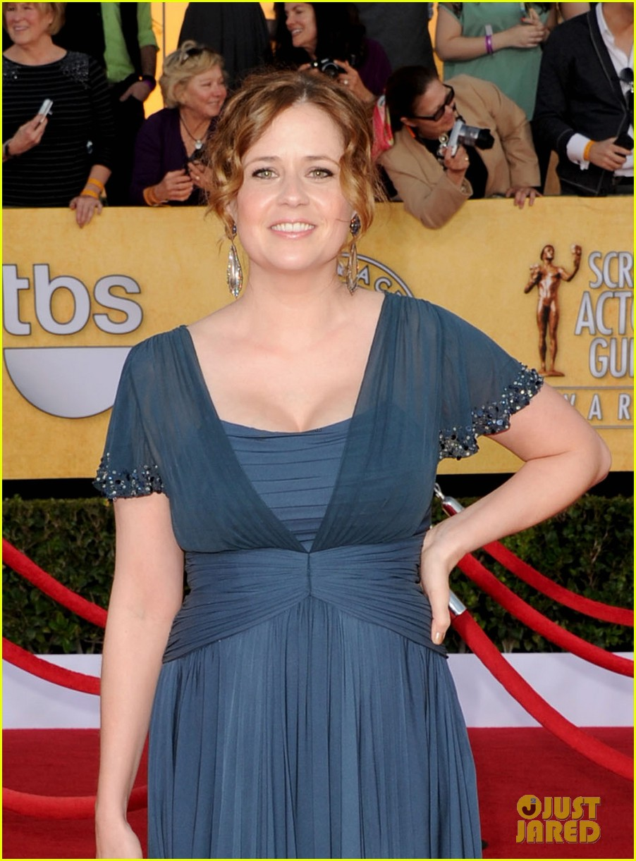 jenna fischer 2012 sag awards 02