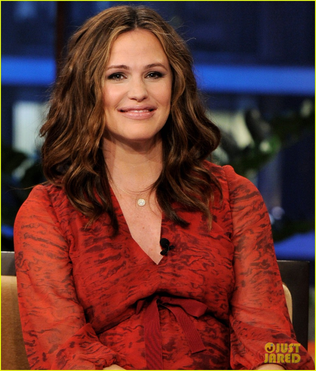 jennifer garner tonight show with jay leno 012619913