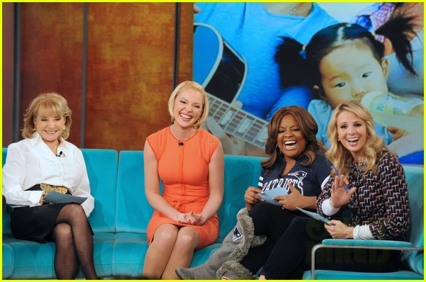 katherine heigl the view 03