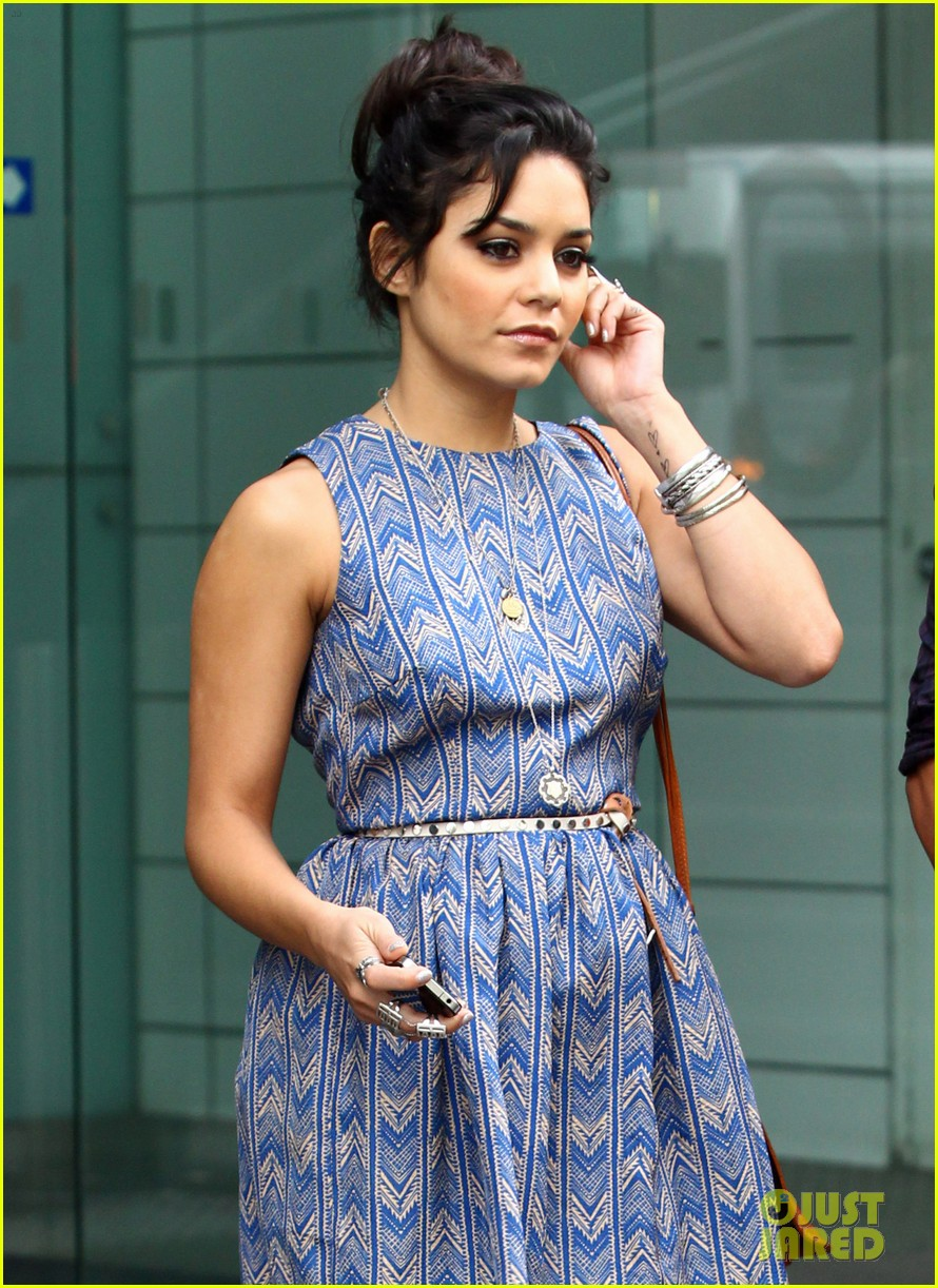 vanessa hudgens 2day fm 07