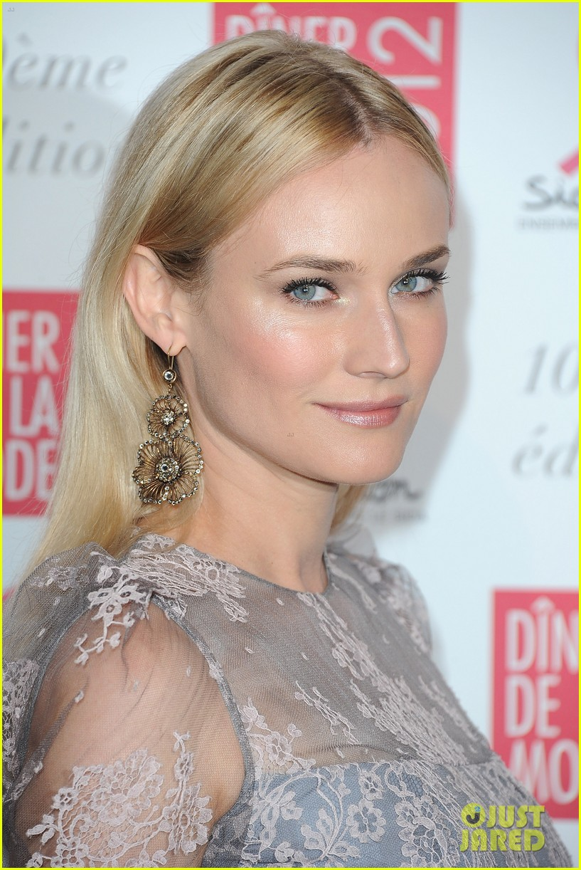 diane kruger dita von teese sidaction dinner 05