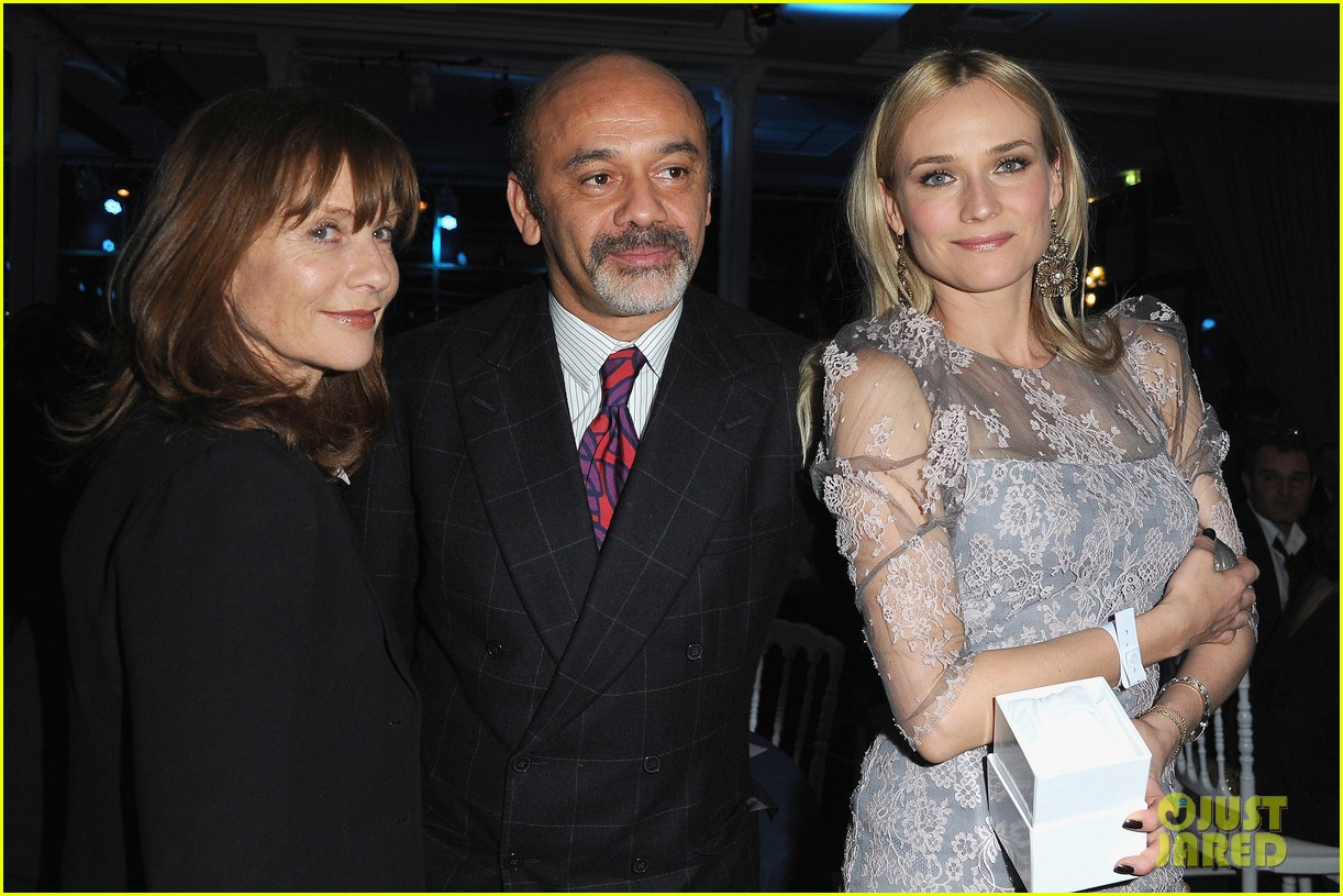 diane kruger dita von teese sidaction dinner 16