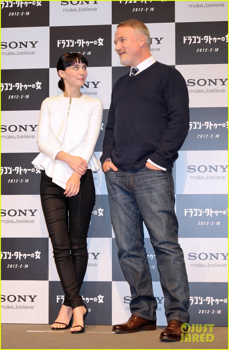rooney mara tokyo press conference 04