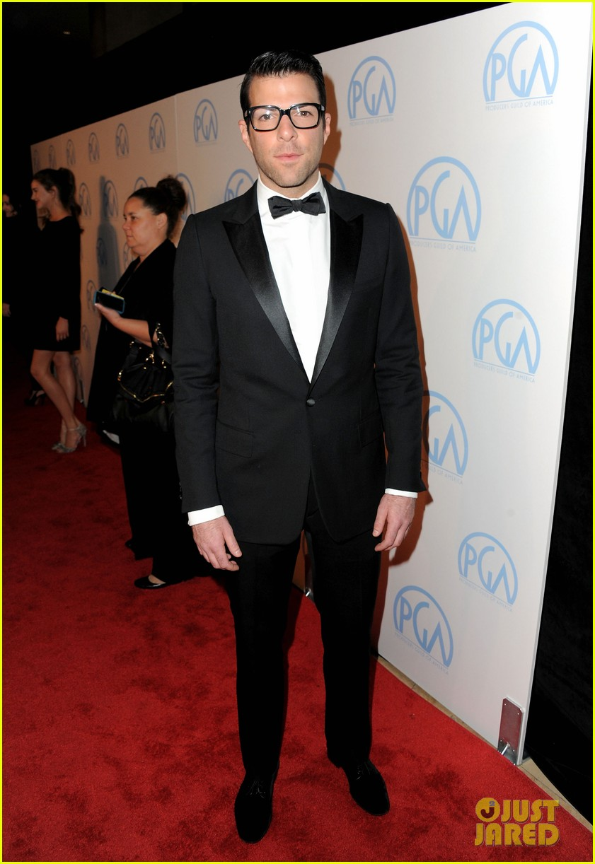 neil patrick harris zachary quinto producers guild awards 01