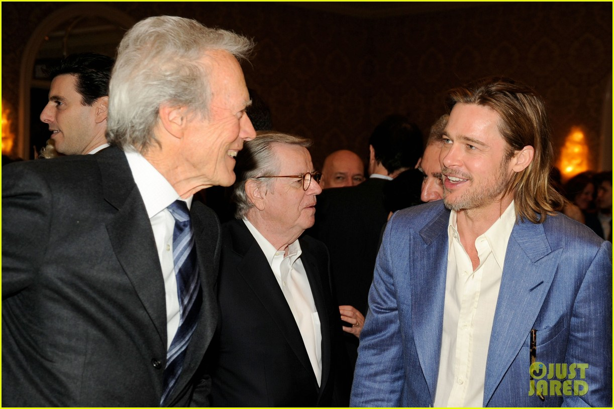 brad pitt afi awards clint eastwood 01