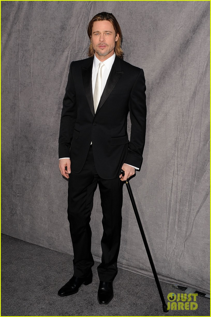 brad pitt 2012 critics choice awards 10