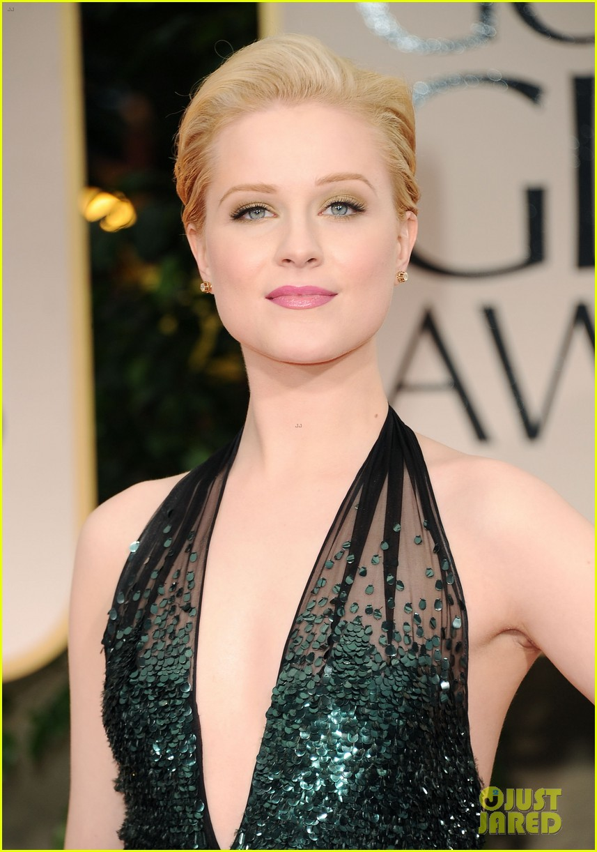 evan rachel wood golden globes 2012 03