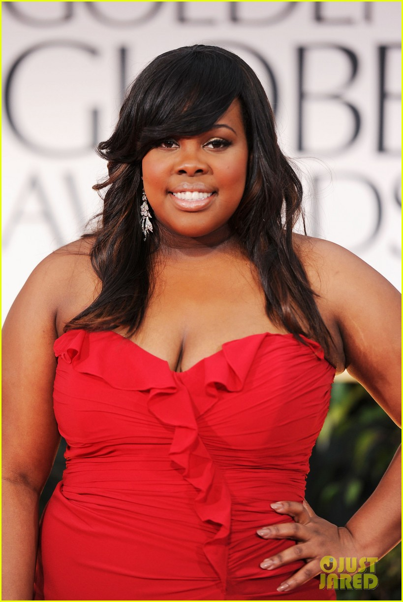 amber riley colorblind