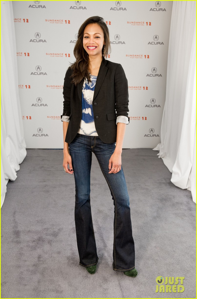 zoe saldana the words sundance 012622460