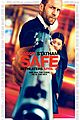 jason statham new safe poster 01
