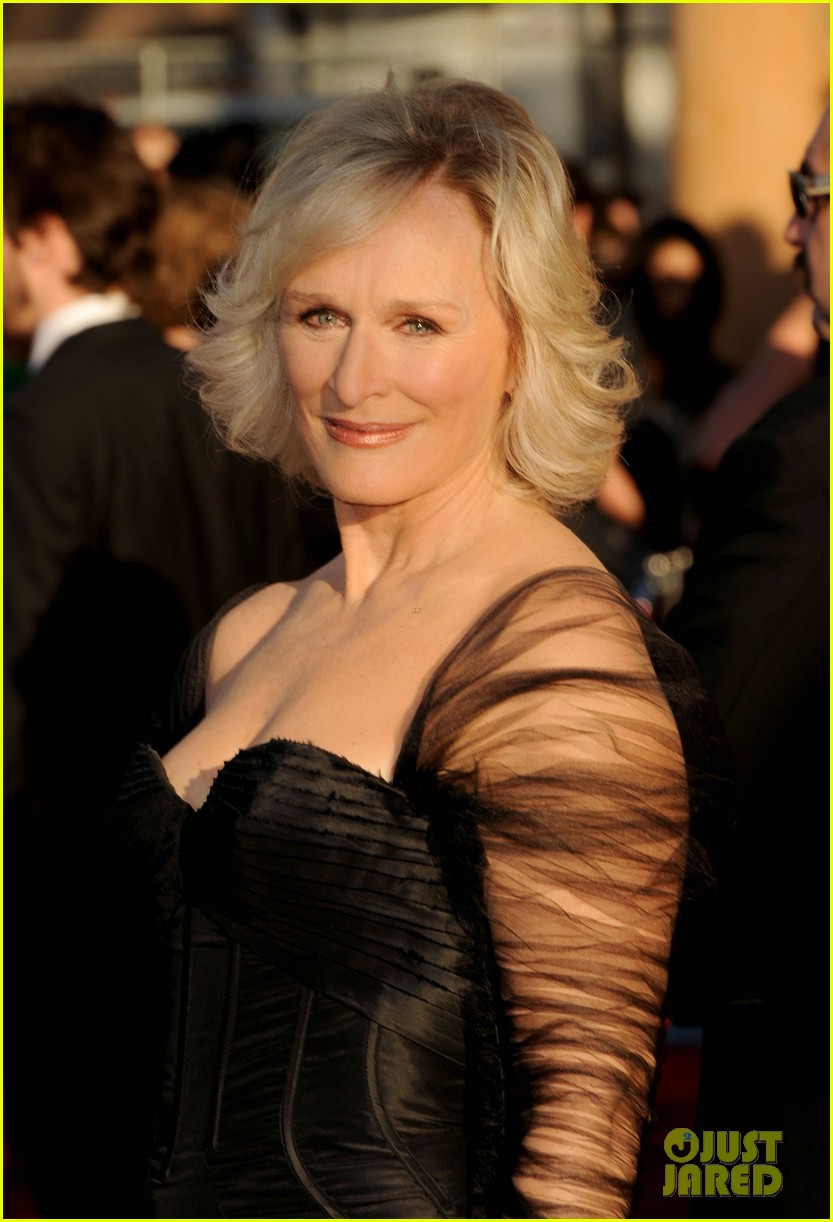 meryl streep glenn close sag awards 2012 09