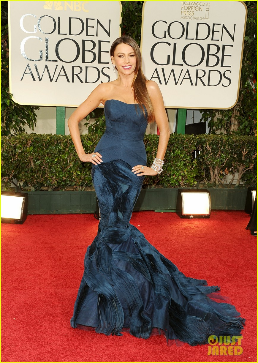 sofia vergara golden globes 01