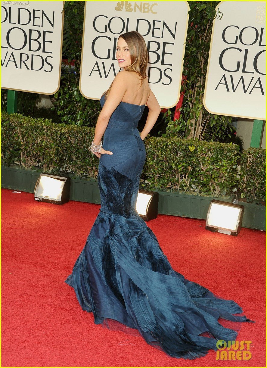 sofia vergara golden globes 03