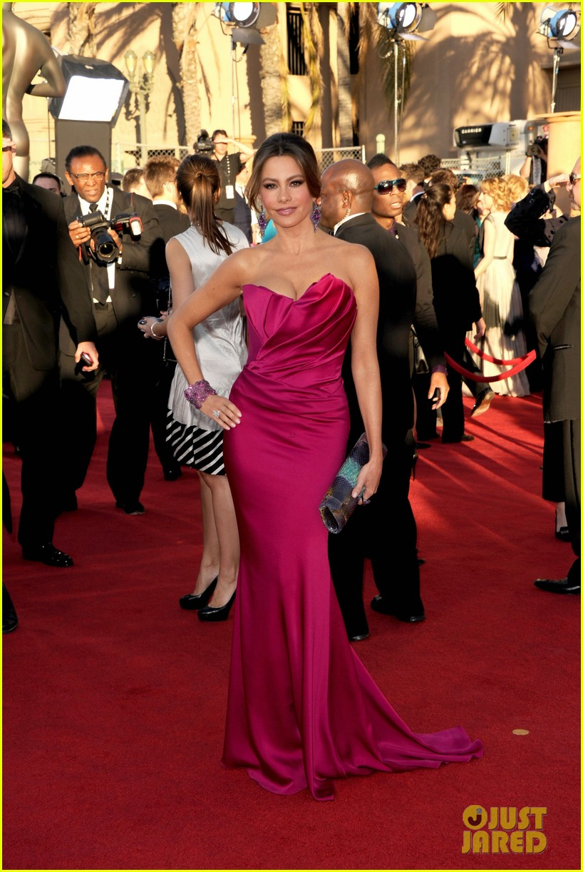 sofia vergara sag awards 2012 01
