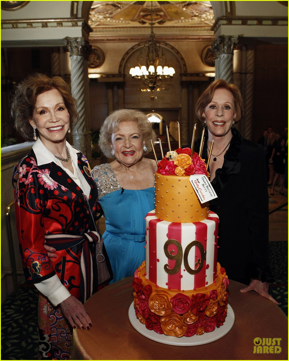 betty white 90th birthday party 132615899