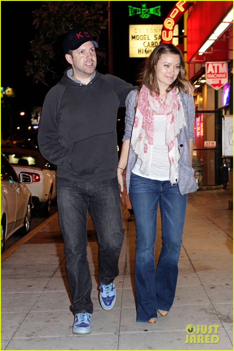 olivia wilde jason sudeikis ta ke sushi twosome 08