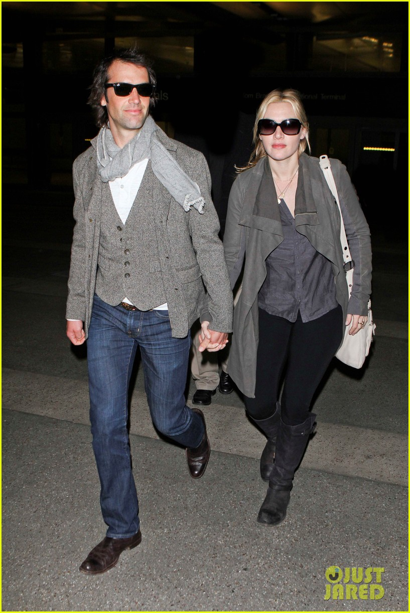 kate winslet ned rocknroll hold hands lax 012617570