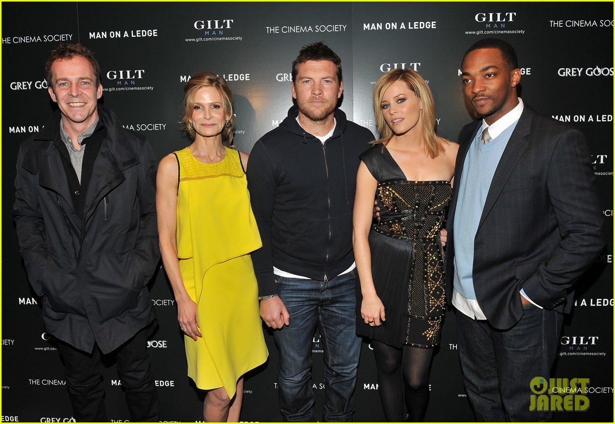 sam worthington elizabeth banks man on a ledge screening 03