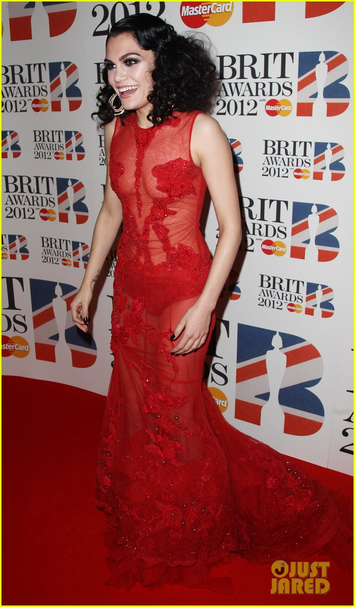 adele brits red carpet mr hudson jessie j 132631542