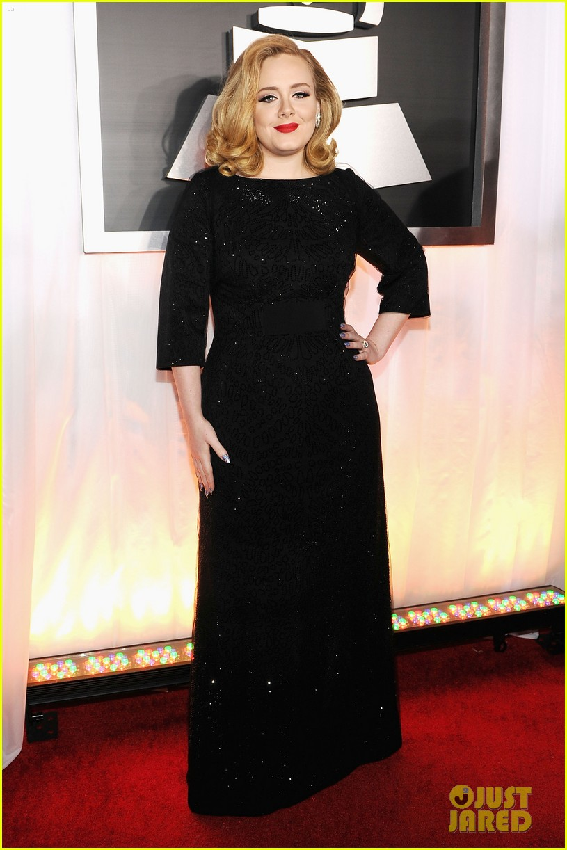 adele grammy awards 2012 01
