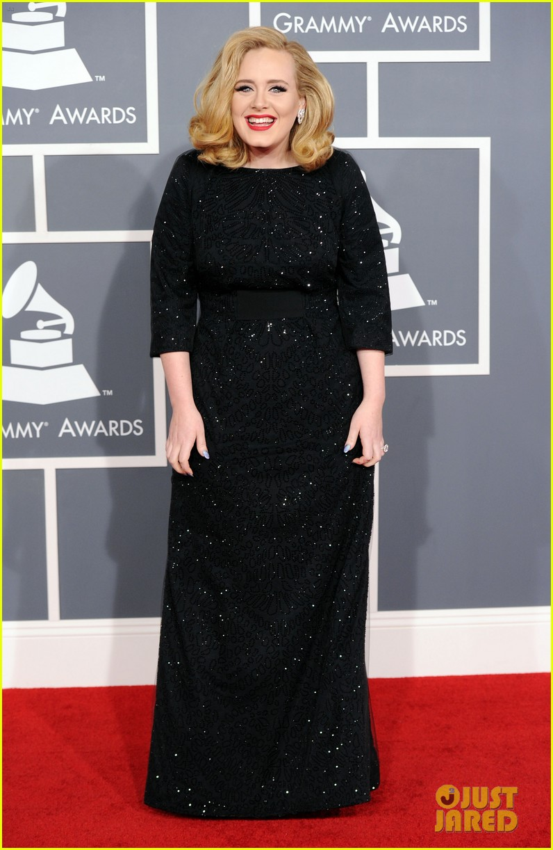 adele grammy awards 2012 02