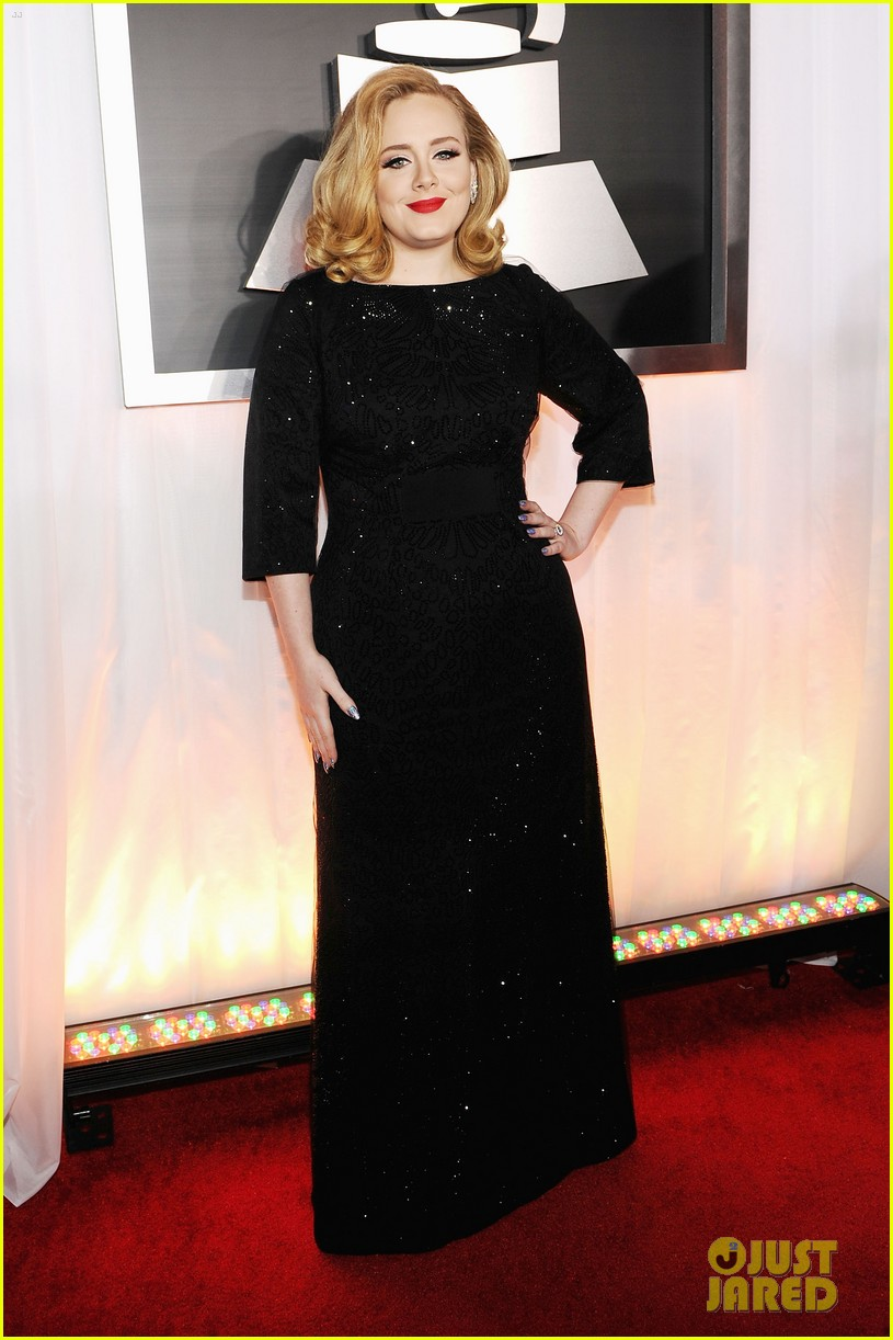 adele grammy awards 2012 05